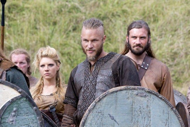 """Ein Bild aus der Serie """"Vikings""""."""