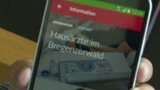 """""""WälderDOC"""": Neue App für Ärzte und Patienten"""
