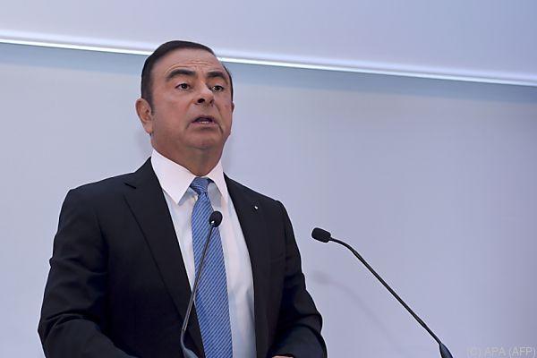 Renault-CEO Carlos Ghosn