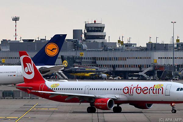 Der Deal zwischen Lufthansa und Air Berlin wurde erwartet