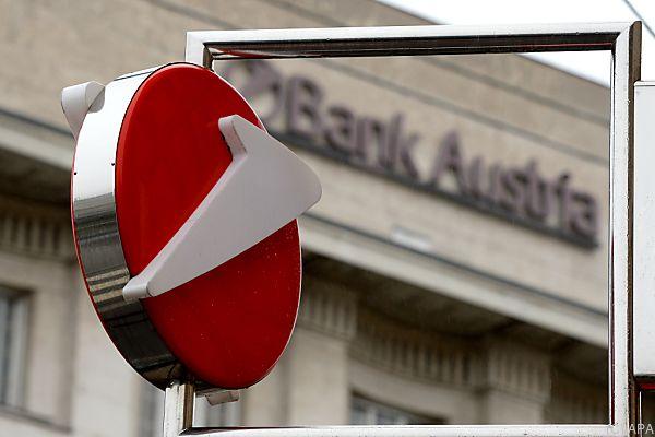 Die Bank Austria muss etwa 790 Mio. Euro zahlen