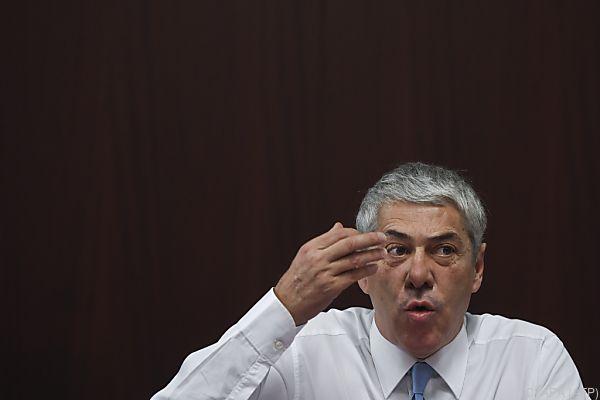 Schwere Vorwürfe gegen Jose Socrates