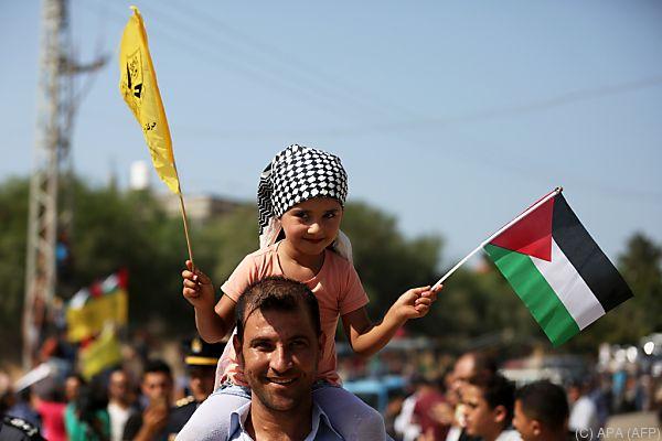 Einigung zwischen rivalisierenden Palästinenser-Organisationen