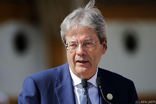 Premier Gentiloni gewann Vertrauensabstimmung