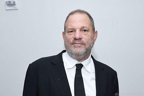 Immer weitere Vorwürfe gegen Film-Mogul Harvey Weinstein