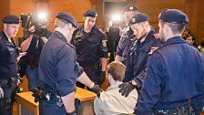 Überfallserie in Tirol: Lebenslange Haftstrafe