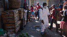 Pest breitet sich in Madagaskar aus