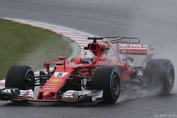 Vettel Schnellster in wenig aufschlussreichem Training