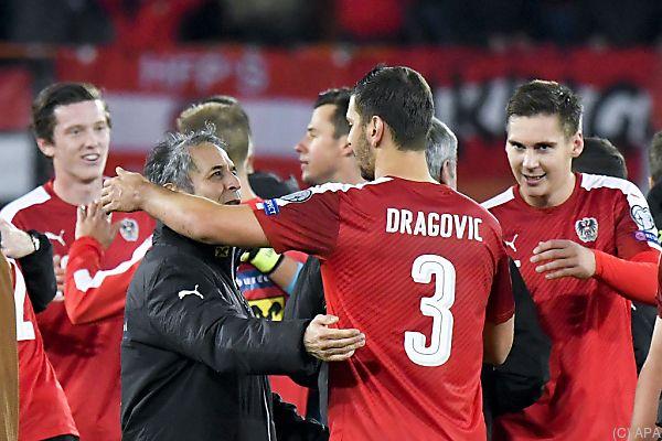Nach dem Sieg über Serbien kümmerte die Tabelle niemanden