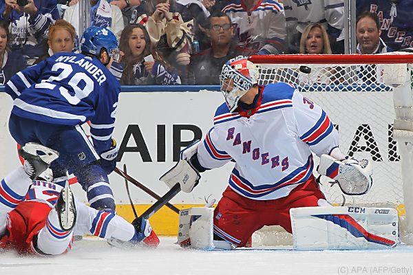 13 Tore beim Klassiker Toronto gegen NY Rangers