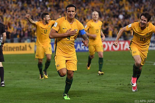 Cahill knippste zweimal für die Socceroos