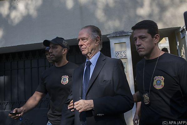 Carlos Nuzman war seit 22 Jahren NOK-Chef