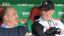 Köln und Sportchef Schmadtke trennten sich