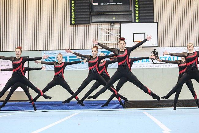 TSZ Dornbirn stellte die stärkste Mannschaft