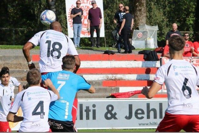 FC Dornbirn braucht einen Pflichtsieg