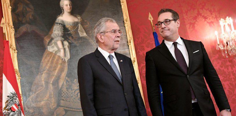 Gerüchte: Van der Bellen soll massive Vorbehalte gegen FP-Innenminster haben