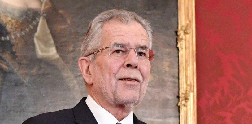 NR-Wahl: Strache zur Aussprache bei Van der Bellen - So lief das Gespräch