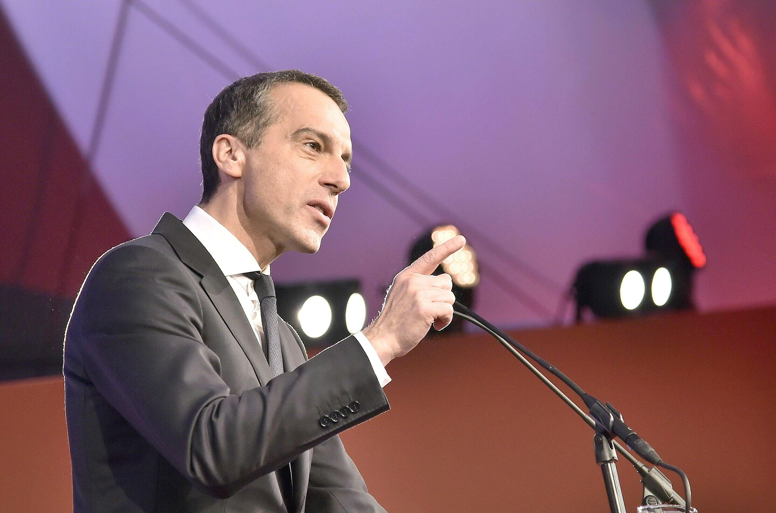 """Kern: """"Werden Uraltkoalition von zwei Rechtsparteien bekommen"""""""