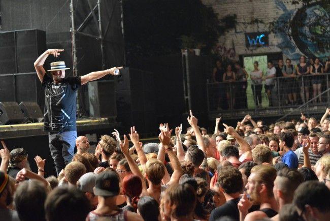 Immer ein Erlebnis: Die Beatsteaks kommen in die Arena Wien im Oktober