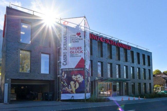 Am 25. Oktober wird das zweite Casino Liechtensteins eröffnet.