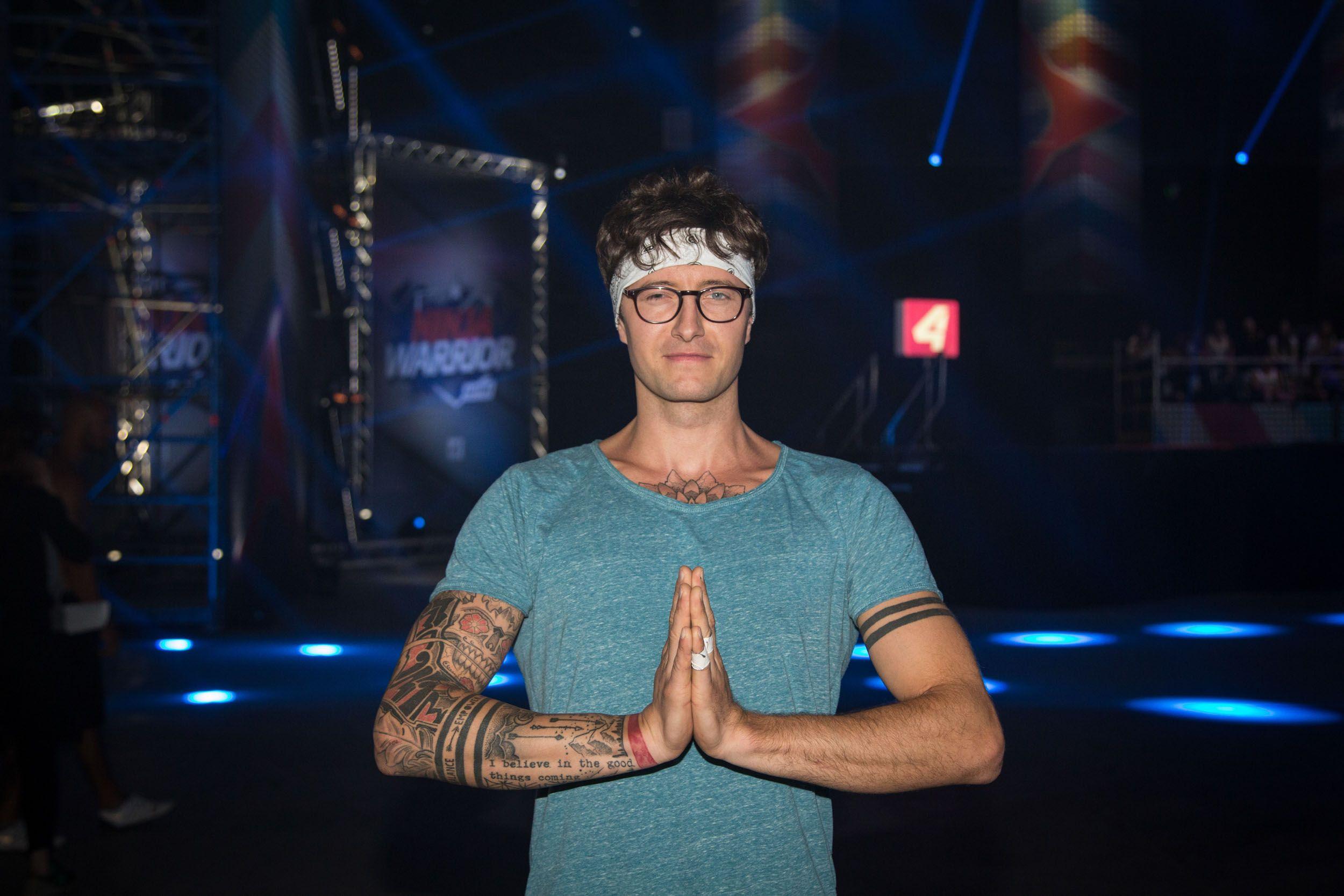 Ninja-Warrior Austria: Wälder Yogi stellt sich der Challenge