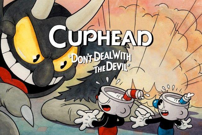 """Ein Highlight auf der Game City 2017: Der Indie-Hit """"Cuphead"""""""