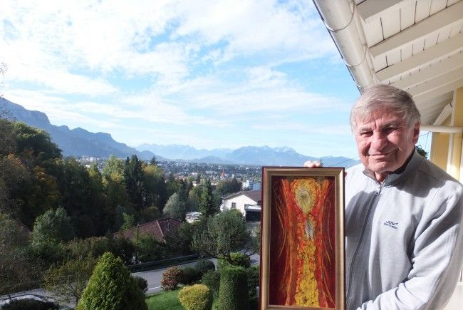 """Für Prof. Gerhard Winkler sind die """"himmlischen Boten"""" bedeutsam für unsere Existenz."""