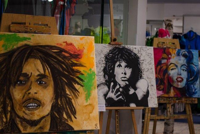 Kunst & Kommerz am kommenden Freitag bei der 12.Kunst- & Einkaufsnacht im Zentrum von Schruns