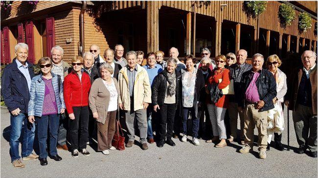 60-Jahre-Matura-Jubiläum der BLBA Feldkirch mit Fest in Schoppernau.