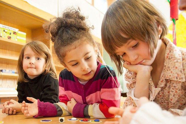 Die Kinder lernen spielerisch, besser mit Ressourcen umzugehen.