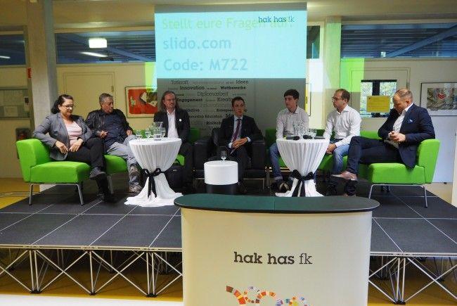 Wahldiskussion HAK Feldkirch