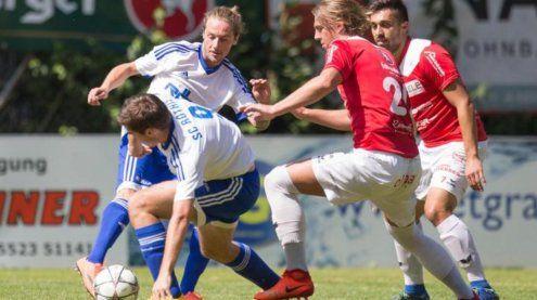 Röthis besiegt im Oberland-Derby Rankweil
