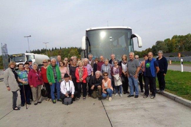 PVÖ-Tanzreise führte nach Kärnten, Italien und Slowenien