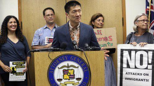 Richter in Hawaii verhindert neue Einreisebestimmungen Trumps