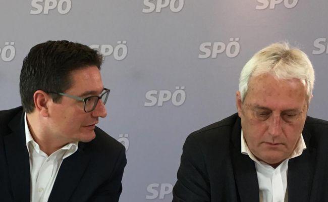 Reinhold Einwallner glaubt, daran, dass sie SPÖ als Sieger aus der nationalratswahl herausgeht.