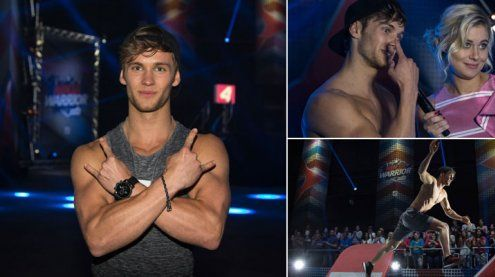 "Vorarlberger Youtube-Star Simon Mathis wird zu ""Ninja Warrior"""