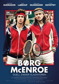 Borg/McEnroe – Trailer und Kritik zum Film