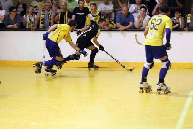 RHC Dornbirn verlor beim Meister knapp