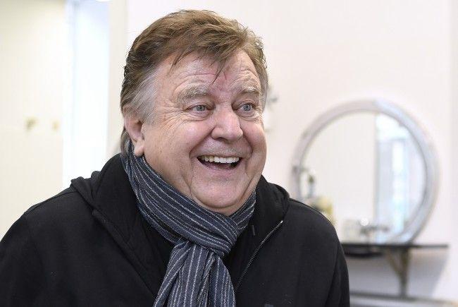 Lukas Resetarits feiert seinen 70. Geburtstag.