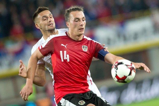 Österreich schließt die verkorkste WM-Qualifikation mit dem Gastspiel in Moldawien ab.