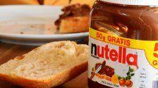 Leeres Nutella-Glas? Nicht wegwerfen!