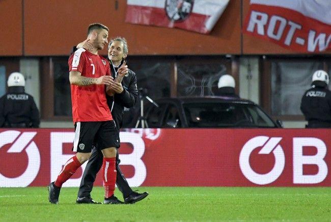 Österreich spielt gegen Moldau um versöhnlichen WM-Quali-Abschluss.