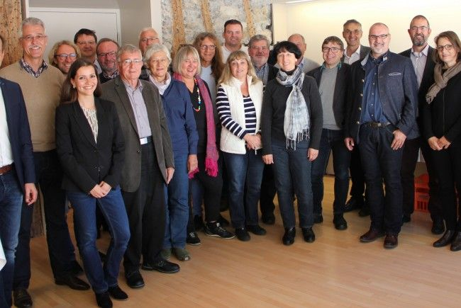 Partner/innen aus Ostfildern zu Gast in Hohenems