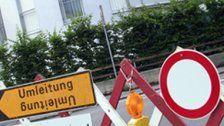 Hochbrücke in Lingenau ab heute gesperrt