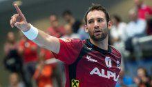 Die Roten Teufel im EHF-Cup gegen Wacker Thun