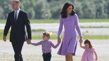 Foto-Prognose: Das 3. Kind von William & Kate